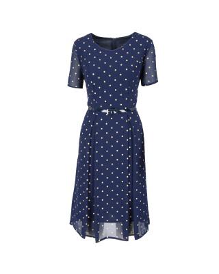 Sukienka szyfonowa 1902...