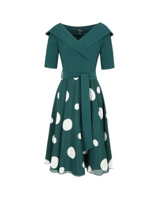 Sukienka wizytowa 1112...