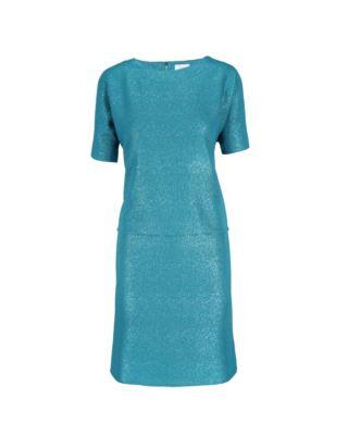 Sukienka wizytowa 0211 szafir 40